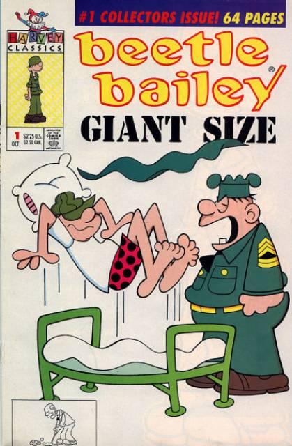 Beetle Bailey Giant Size