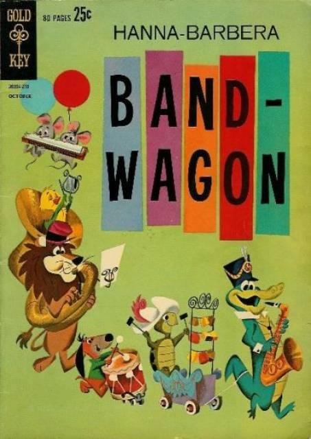 Hanna-Barbera Bandwagon