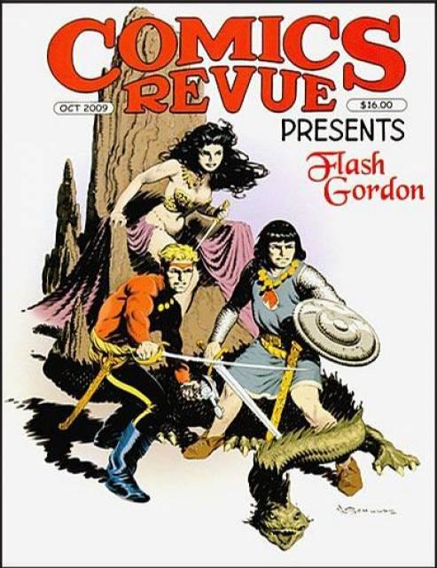 Comics Revue Presents