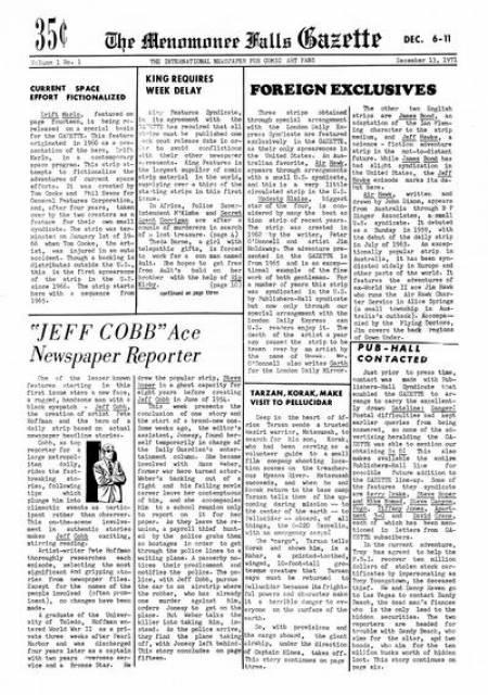 Menomonee Falls Gazette
