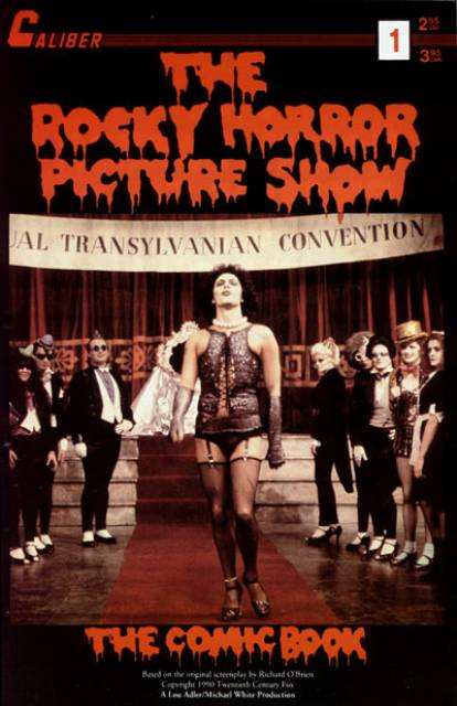Rocky Horror Picture Show: The Comic Book