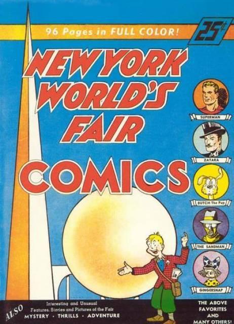 New York World's Fair Comics