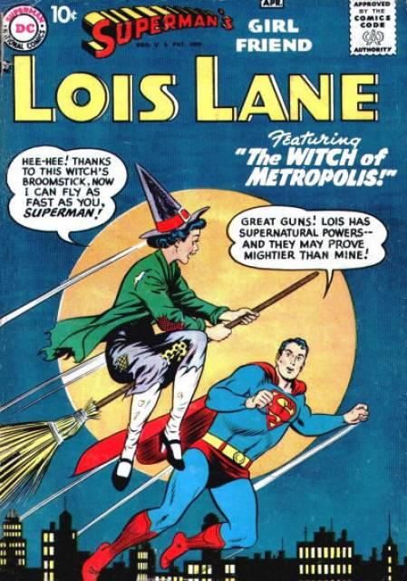 Superman's Girl Friend, Lois Lane