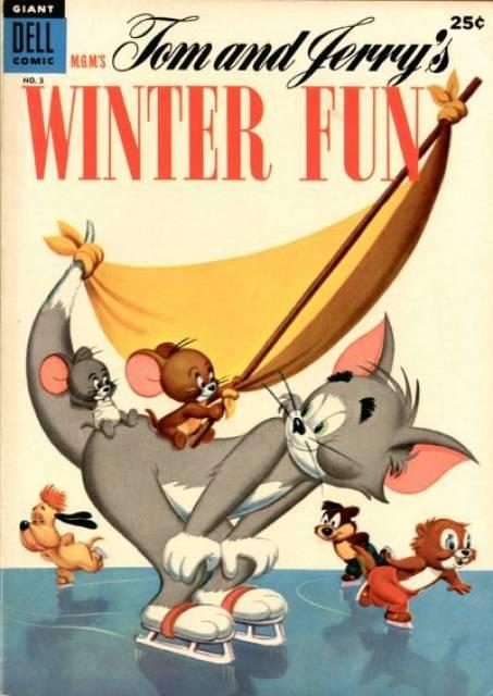 M.G.M.'s Tom & Jerry's Winter Fun