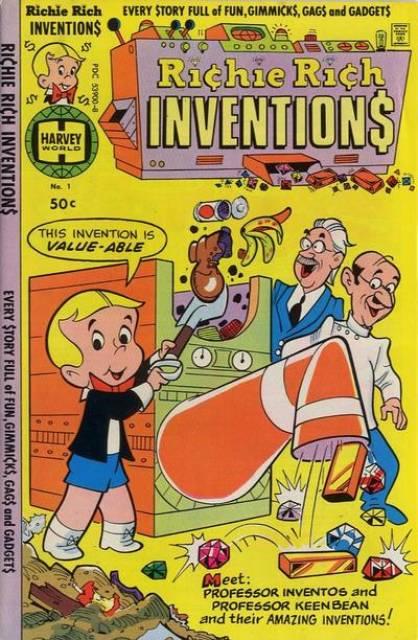 Richie Rich Inventions