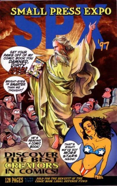 SPX '97 Comic