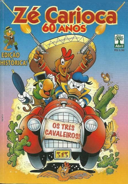Zé Carioca 60 Anos