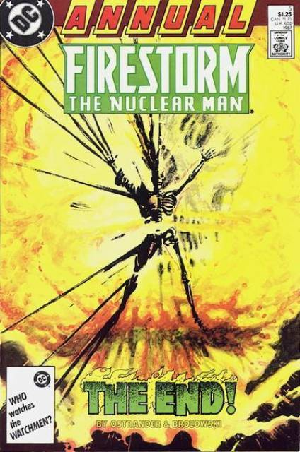 Firestorm Annual