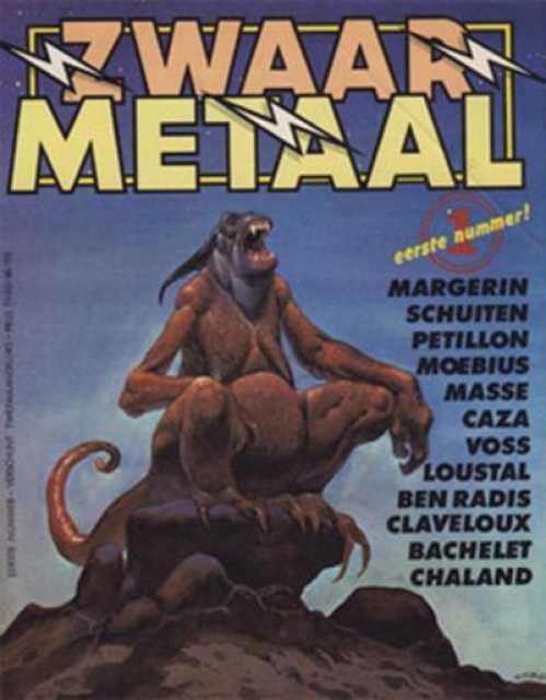 Zwaar Metaal
