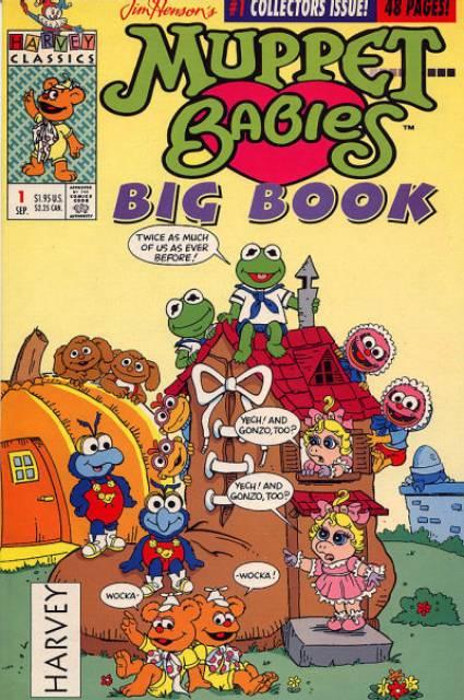 Muppet Babies Big Book