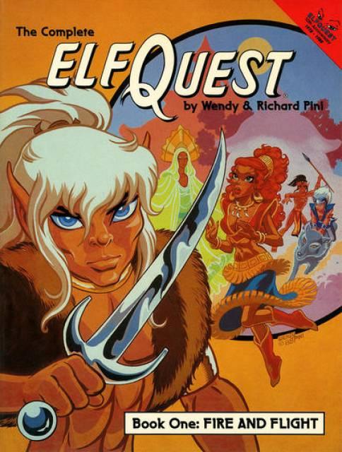 Complete ElfQuest