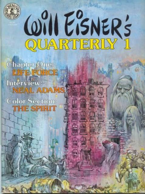 Will Eisner's Quarterly
