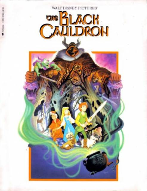 Walt Disney Pictures' The Black Cauldron