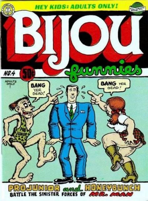 Bijou Funnies