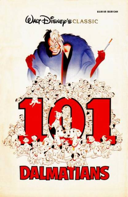 Walt Disney's One Hundred and One Dalmatians