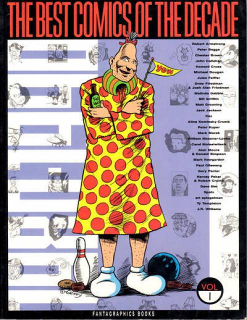 Best Comics of the Decade