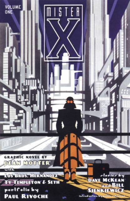 Mister X: The Definitive Collection