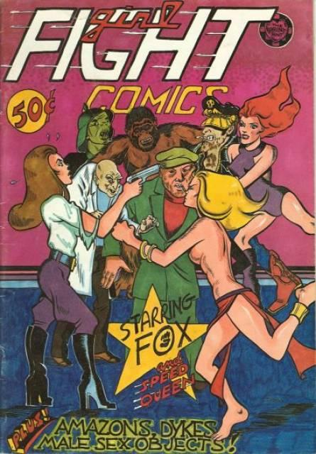 Girl Fight Comics