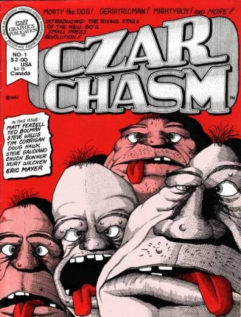 Czar Chasm