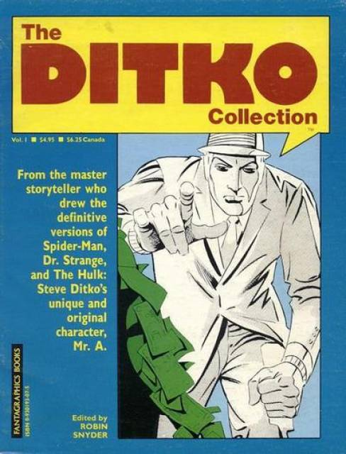 Ditko Collection
