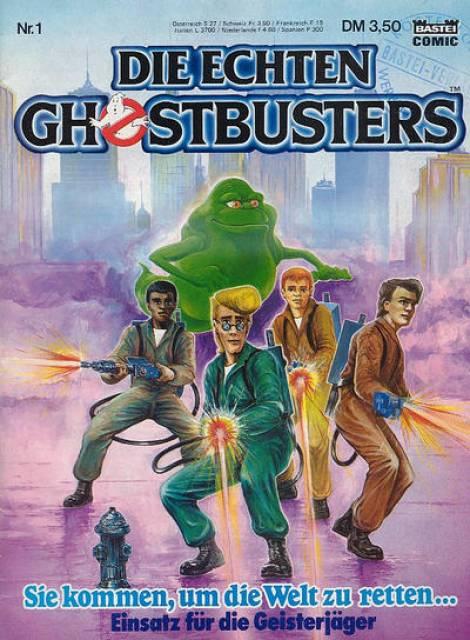 Die Echten Ghostbusters