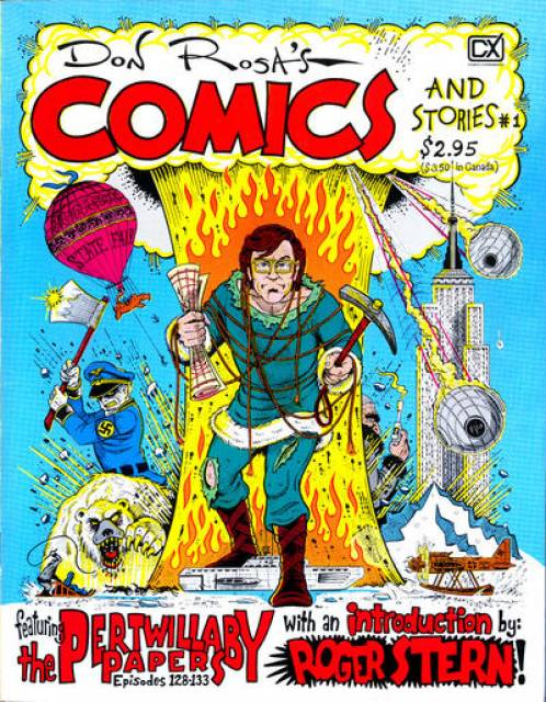 Don Rosa's Comics and Stories