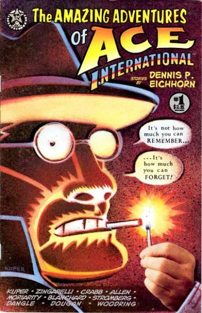 Amazing Adventures of Ace International