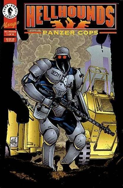 Hellhounds: Panzer Cops