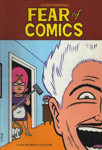 Fear of Comics