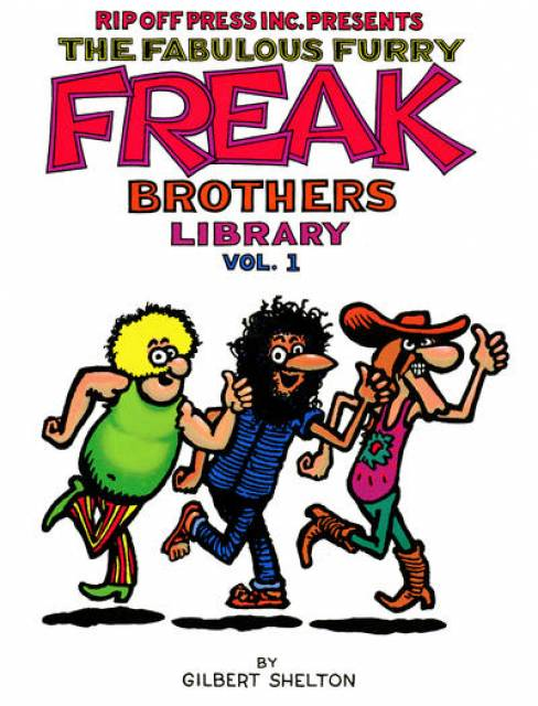 Fabulous Furry Freak Brothers Library