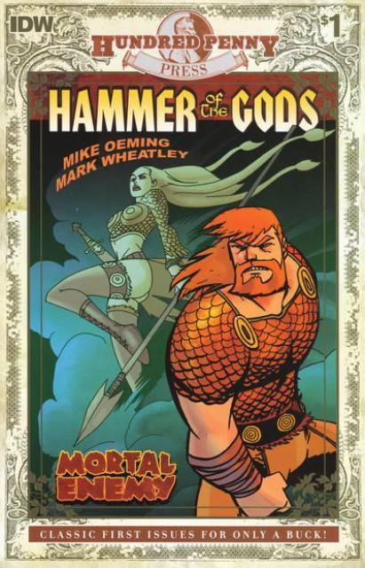 Hundred Penny Press: Hammer of the Gods