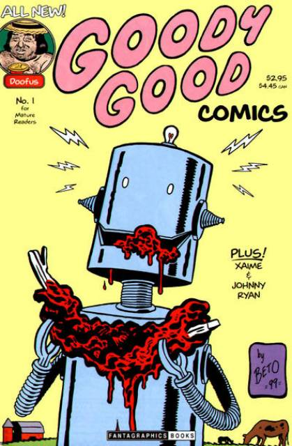 Goody Good Comics