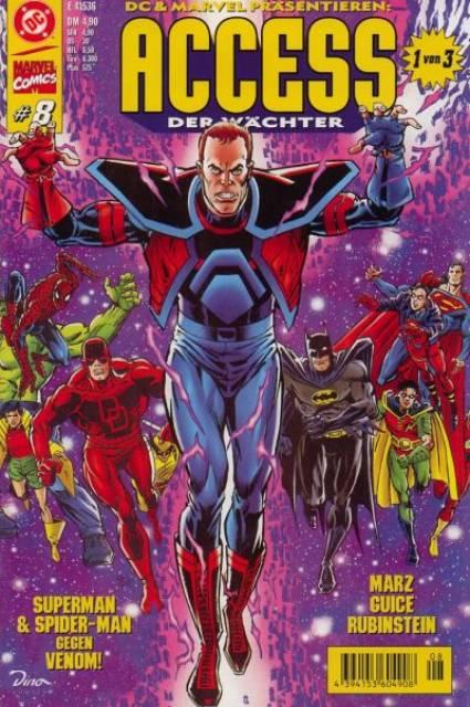 DC / Marvel
