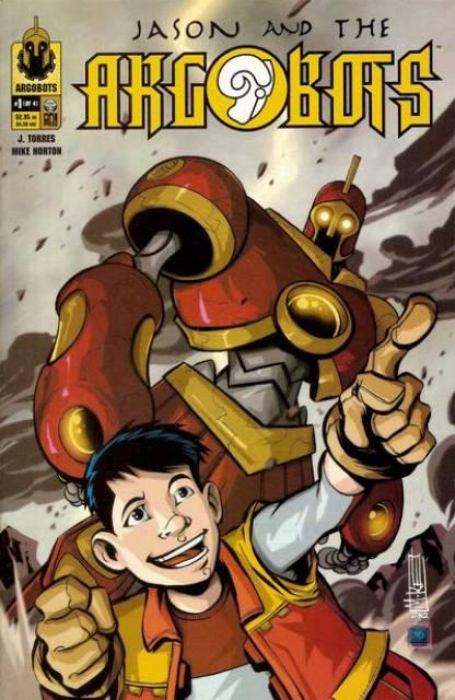 Jason & the Argobots