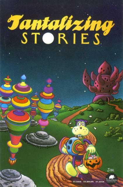 Tantalizing Stories