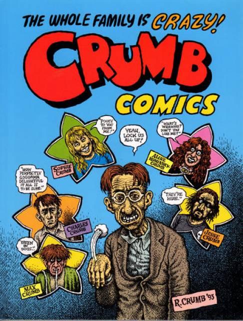 Crumb Family Comics