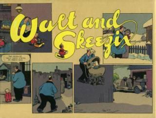 Walt and Skeezix