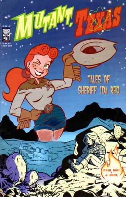 Mutant, Texas: Tales of Ida Red