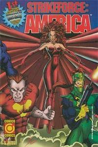 Strikeforce: America