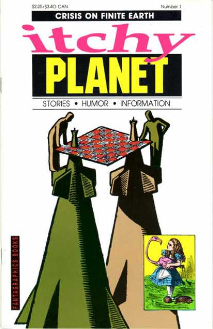 Itchy Planet