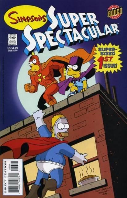 Simpsons Super Spectacular
