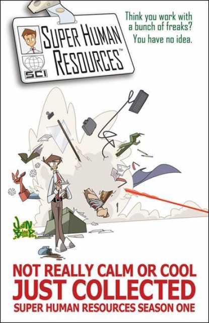 Super Human Resources