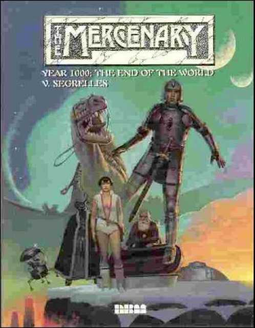 Mercenary: Year 1000 : The End of the World
