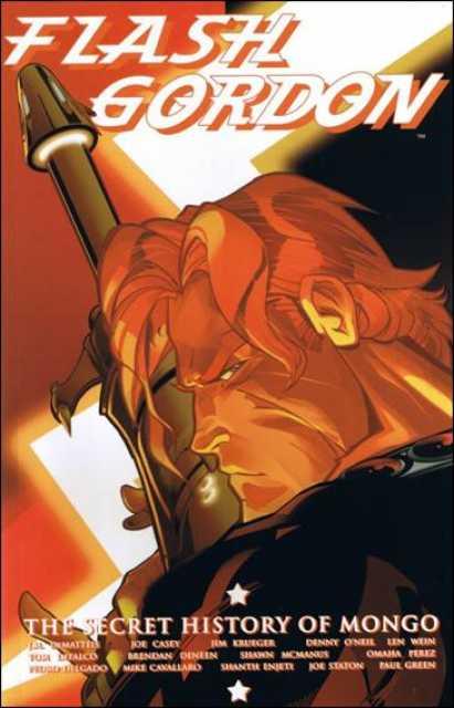 Flash Gordon: The Secret History of Mongo