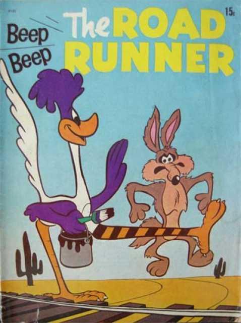 Beep Beep the Road Runner