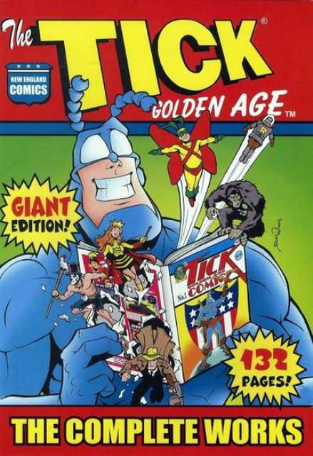 Tick Golden Age: The Complete Works