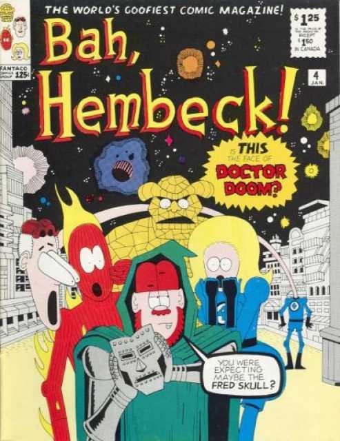Bah, Hembeck!