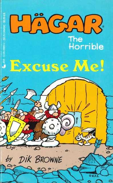 Hägar the Horrible - Excuse Me!