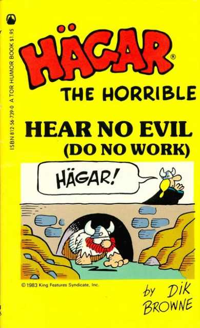 Hägar the Horrible - Hear No Evil (Do No Work)
