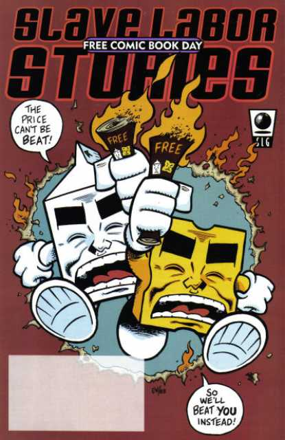Slave Labor Stories: Free Comic Book Day Edition